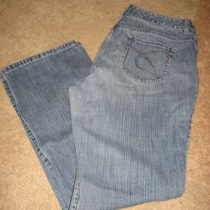 Womens CHICO'S Bootcut Stretch Jeans ( 2 ) 12